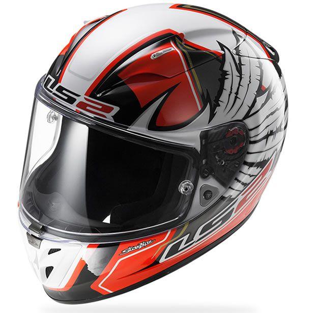 Capacete LS2 FF323 Arrow R Yonny Hernandezales  - Manolo Motos