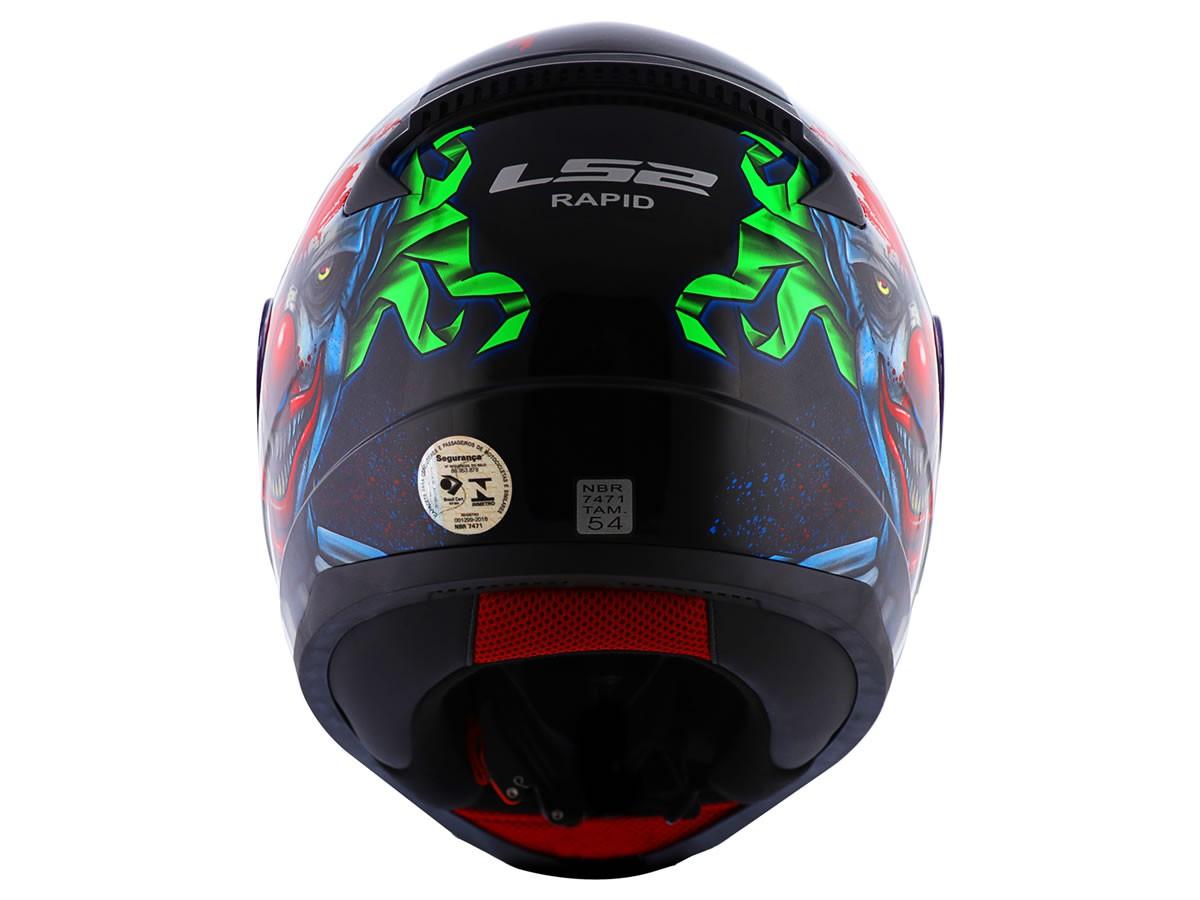 Capacete LS2 FF353 Rapid Happy Dreams  - Manolo Motos