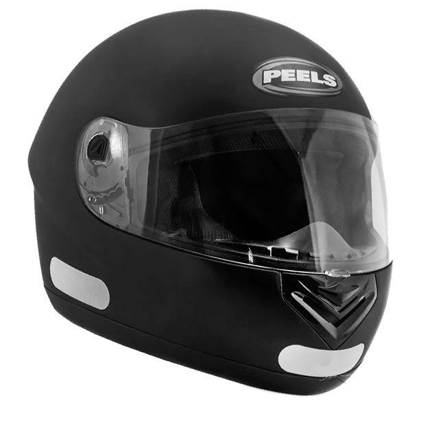 Capacete Peels Spike Classic Preto Fosco  - Manolo Motos