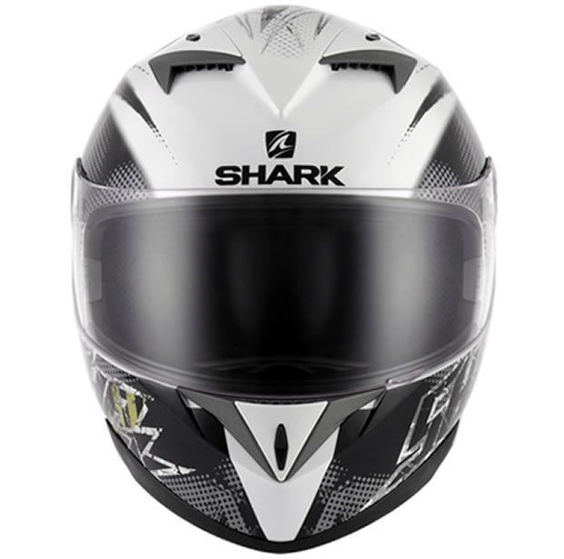 Capacete Shark S700 Finks WKY  - Manolo Motos