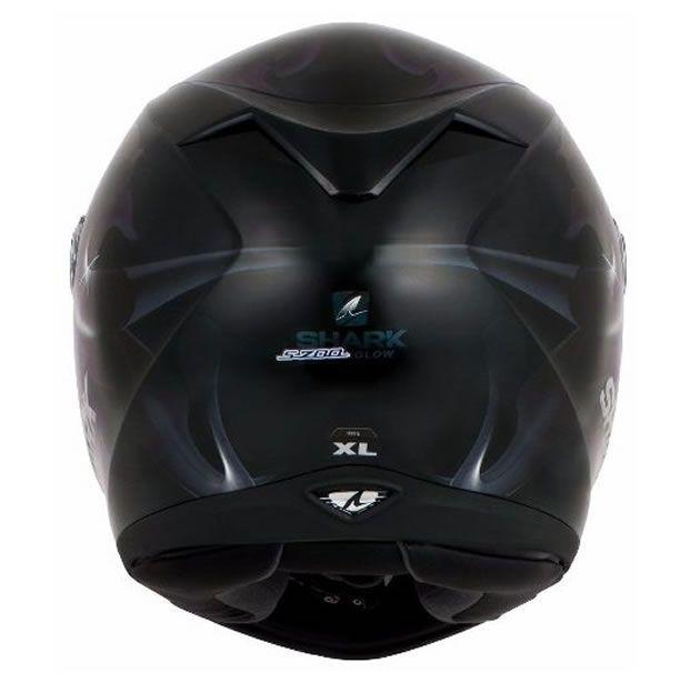 Capacete Shark S700 Glow 3 KZK   - Manolo Motos