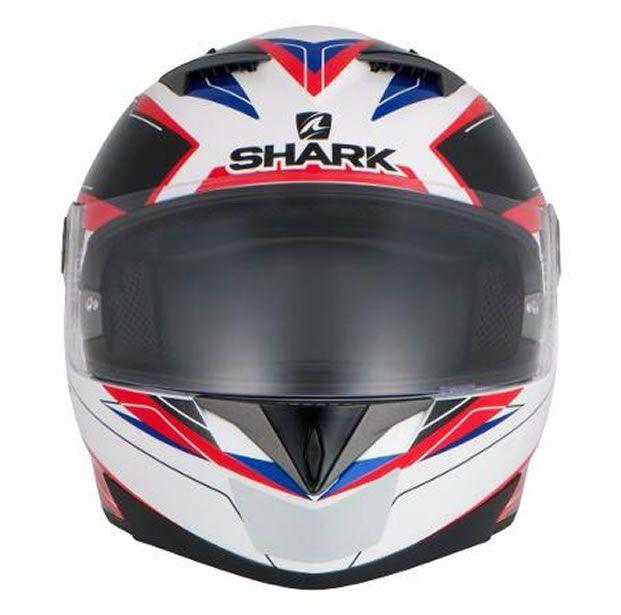 Capacete Shark S700 LAB WKR + Brinde Viseira Fumê  - Manolo Motos