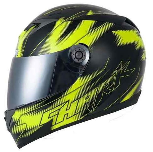 Capacete Shark S700 Moonlight KYM   - Manolo Motos