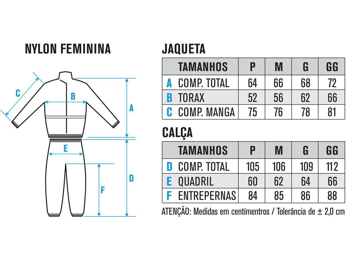 Conjunto De Chuva Piracapas Confort Nylon Feminina  - Manolo Motos