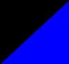 Preto Fosco/Azul