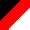 Preto Fosco/Vermelho/Branco