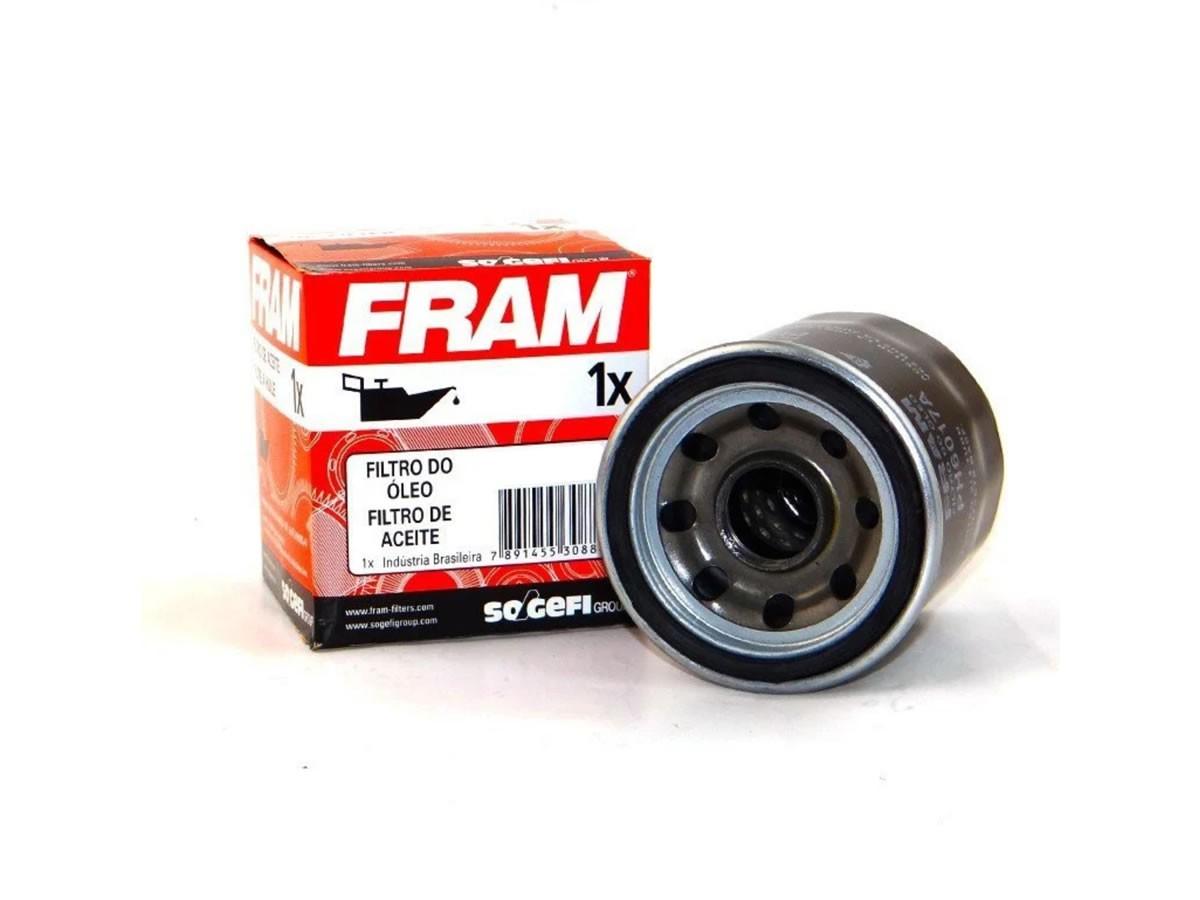 Filtro de óleo Fram (PH6114) F 800GS/GT/R/ST/K 1300GT/SS 1000RR  - Manolo Motos