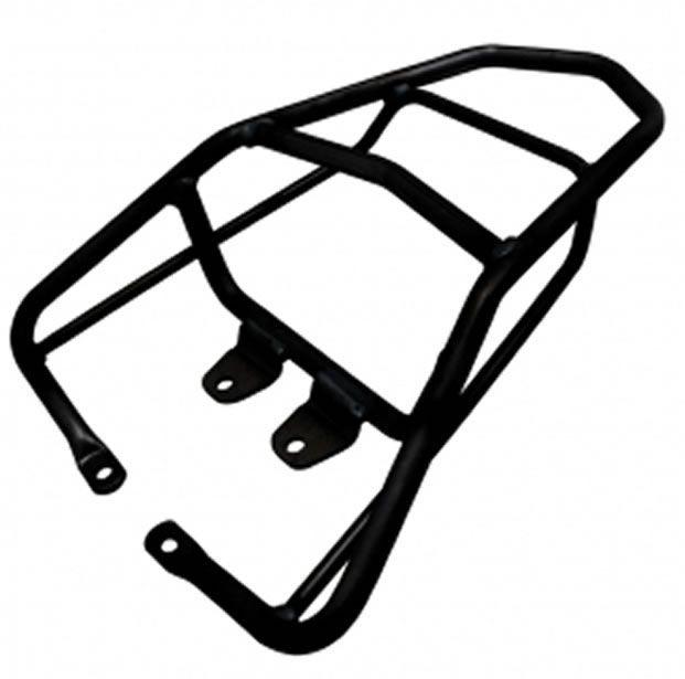 Baú E450NT + bagageiro GIVI CG 150 fan / CG 160 Fan/Start   - Manolo Motos