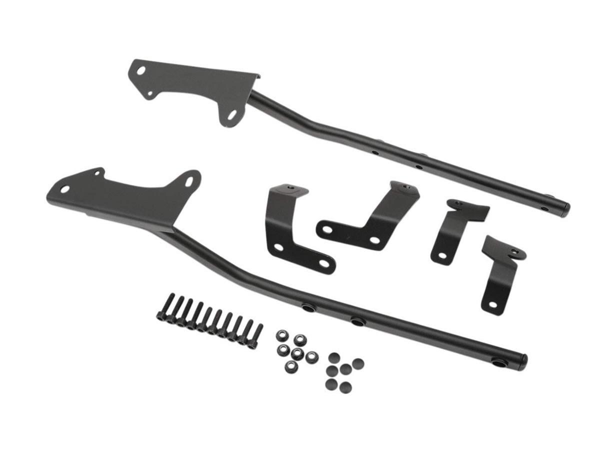 Kit Monorack + Base monokey NC 750X  - Manolo Motos