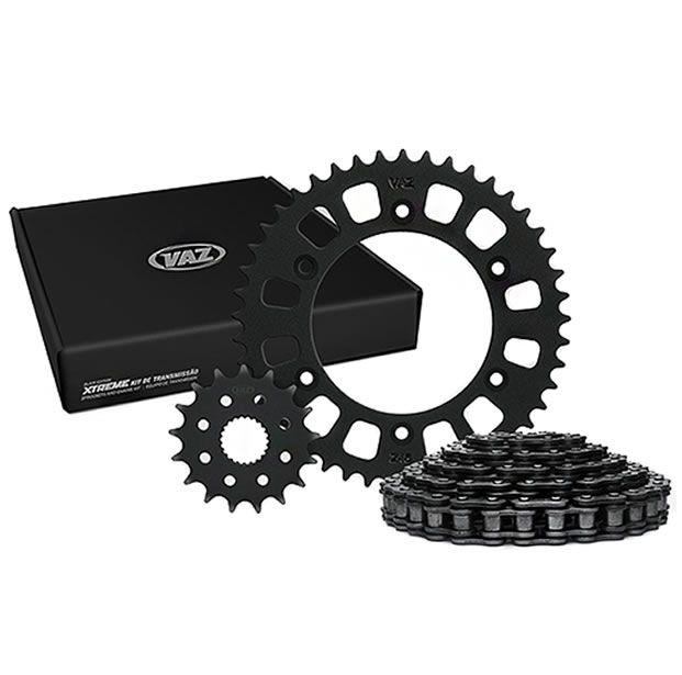 Kit relação Vaz completo Xtreme com retentor XLX 250 / XLX 350  - Manolo Motos