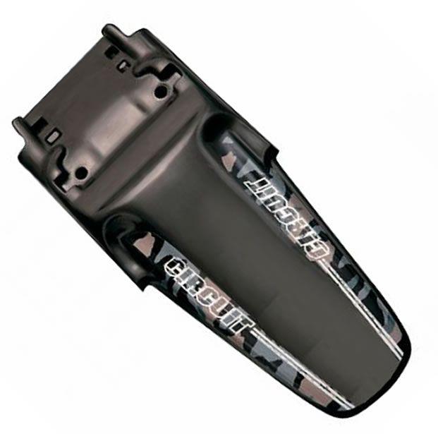 Para-Lama Circuit Traseiro Universal  - Manolo Motos