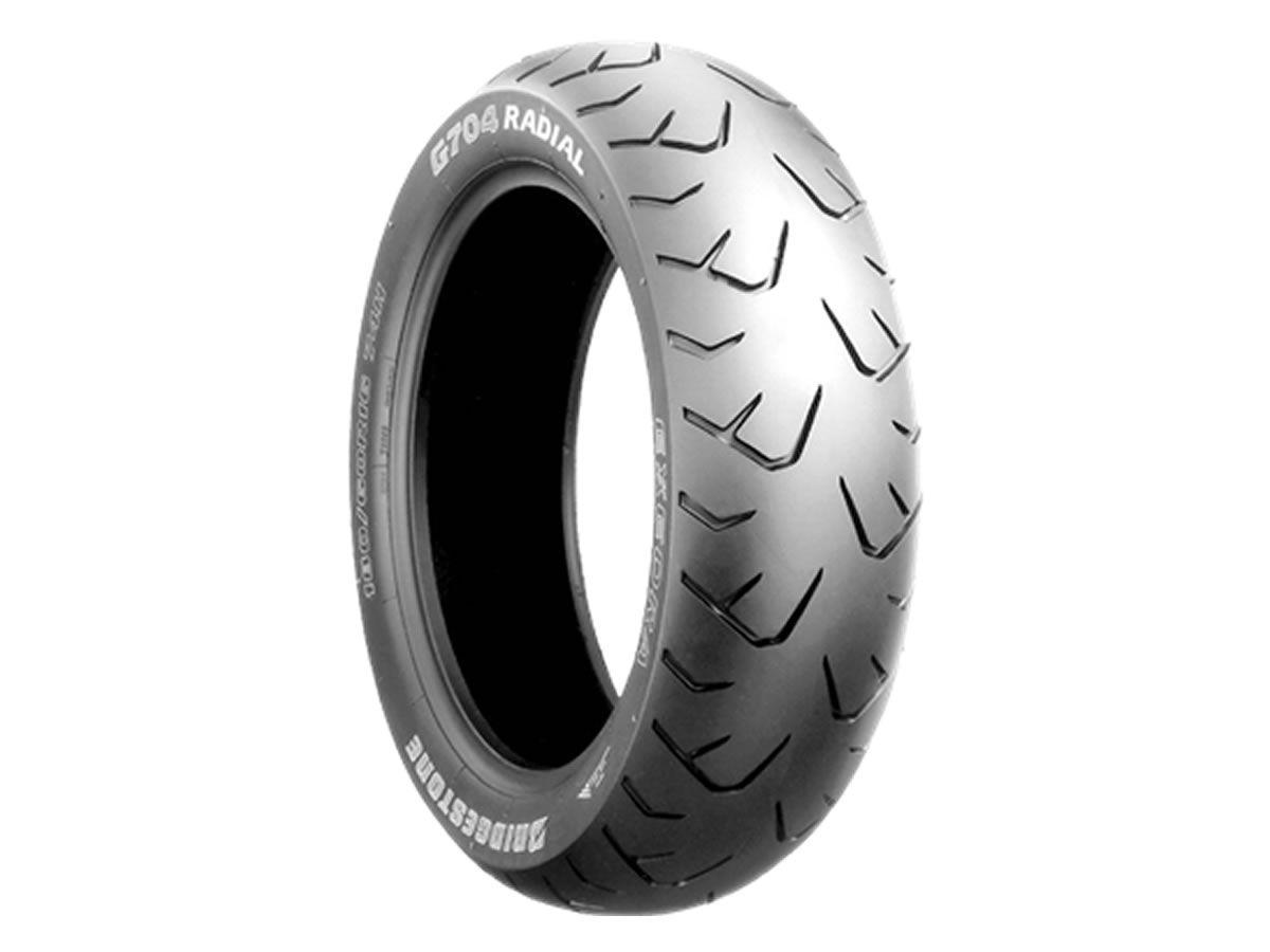 Pneu Bridgestone Traseiro Exedra G704 180/60-16 74H  - Manolo Motos