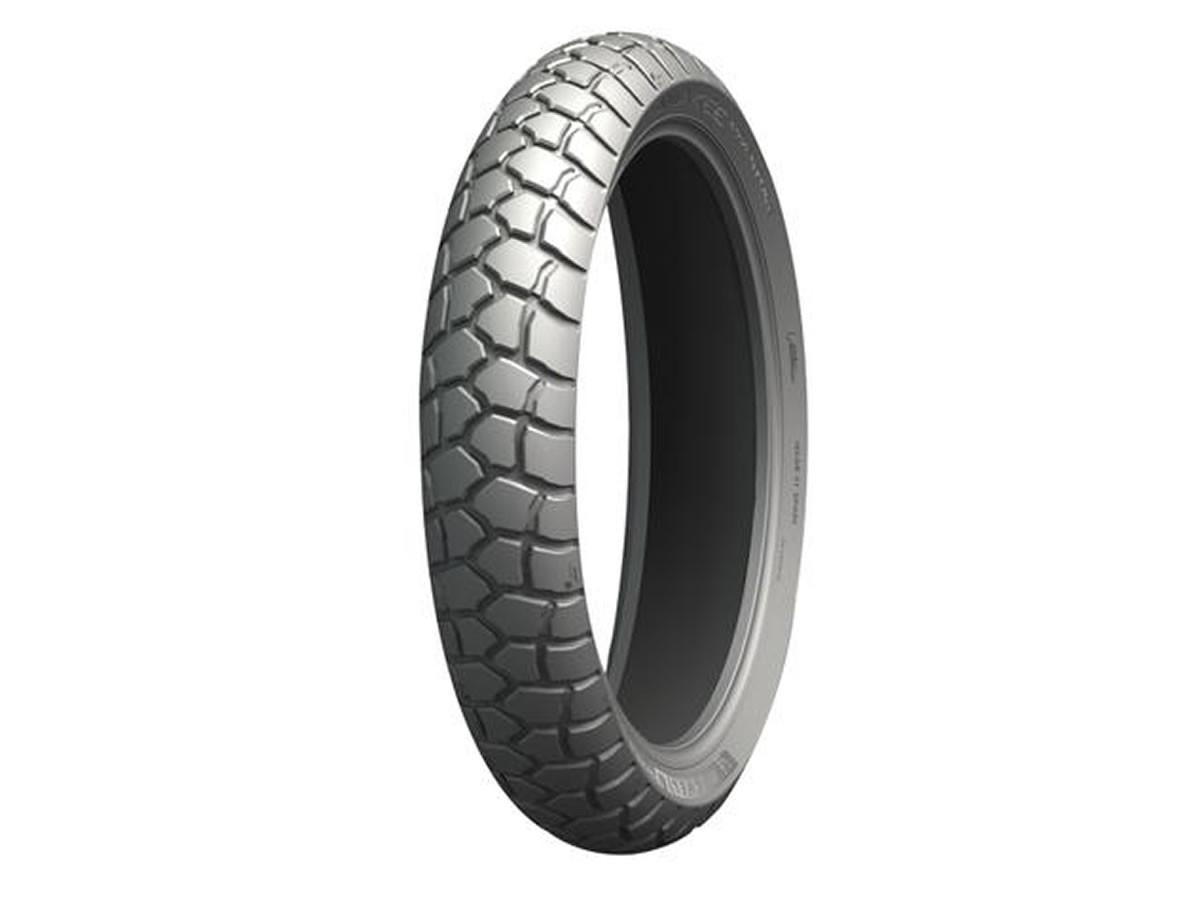 Pneu Michelin Dianteiro Anakee Adventure 120/70-19 60R  - Manolo Motos