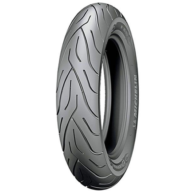 Pneu Michelin Dianteiro Commander II 120/70 ZR19 (60W)