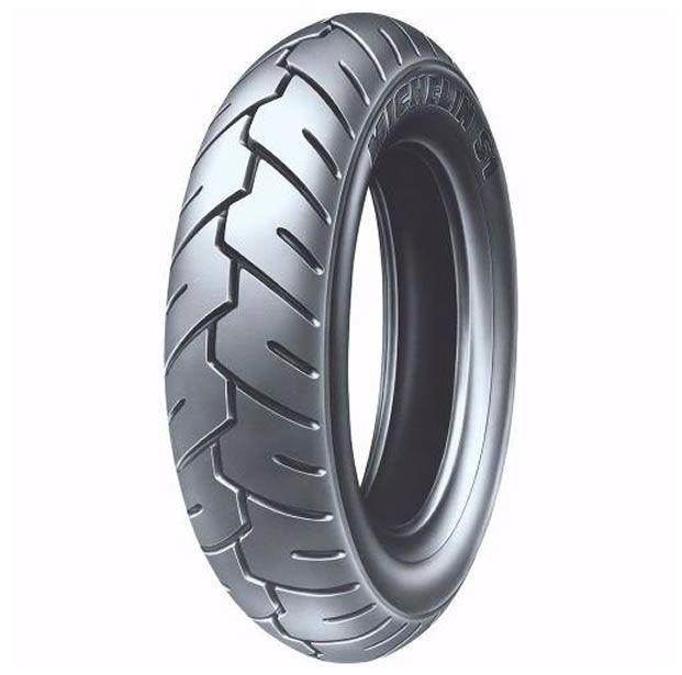 Pneu Michelin Dianteiro / Traseiro S1 3.50-10 (59J)