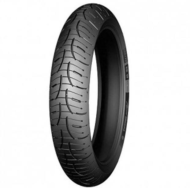 Pneu Michelin Dianteiro Pilot Road 4 120/70 ZR17 (58W)