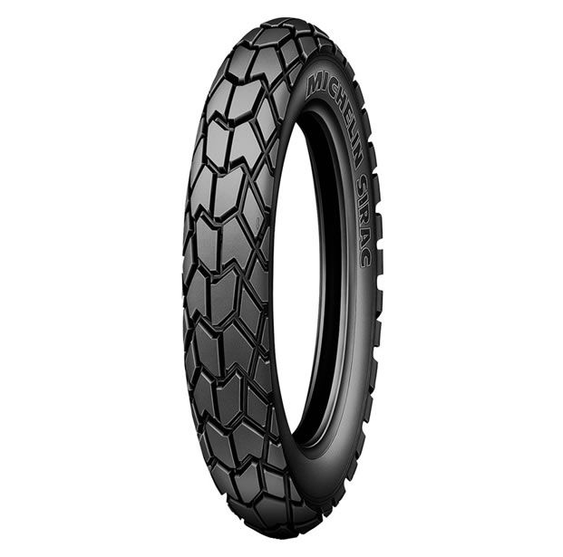 Pneu Michelin Dianteiro Sirac 90/90-19 (52P)