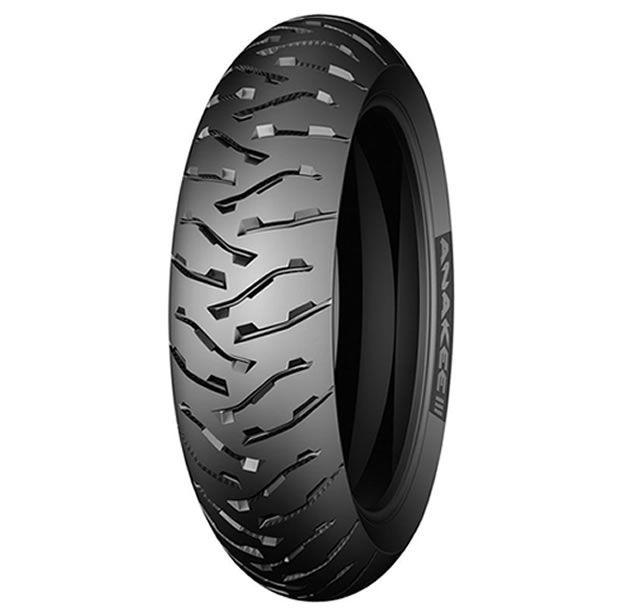 Pneu Michelin Traseiro Anakee 3 130/80-17 65H  - Manolo Motos