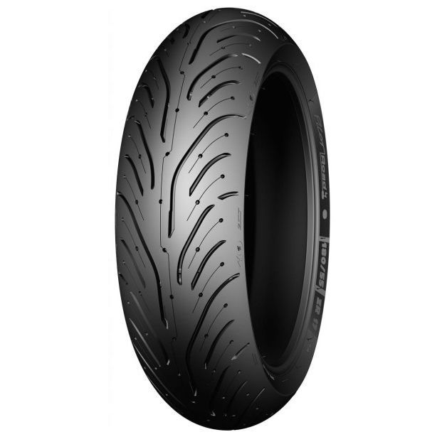 Pneu Michelin Traseiro Pilot Road 4 190/55 ZR17 (75W)  - Manolo Motos