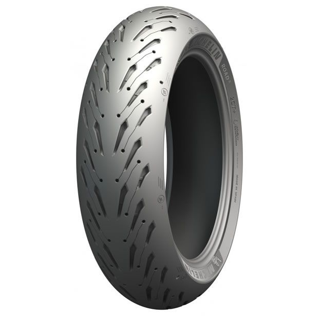Pneu Michelin Traseiro Pilot Road 5 180/55 ZR17 (73W)