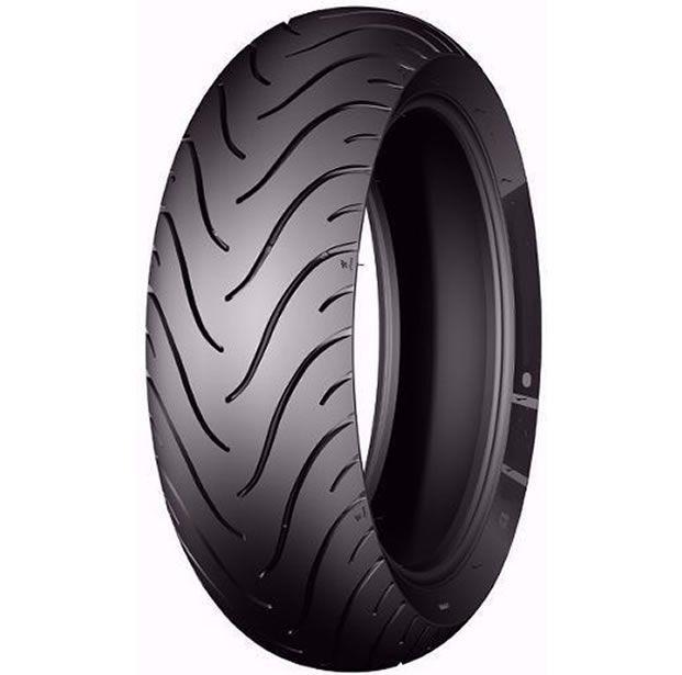 Pneu Michelin Traseiro Pilot Street Radial 180/55 ZR17 73W   - Manolo Motos