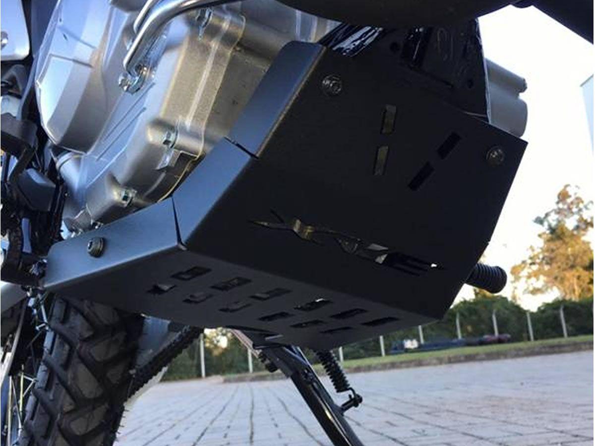 Protetor de Carter Givi XRE 300  - Manolo Motos