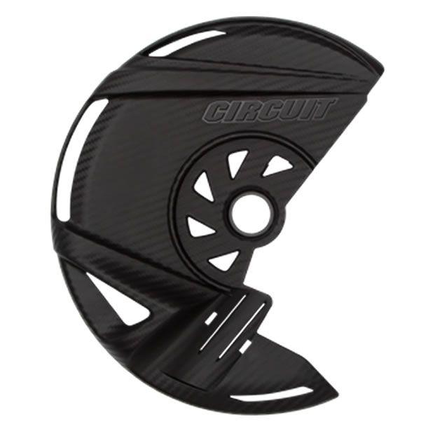 Protetor de Disco Carbono Circuit  XRE 300  - Manolo Motos