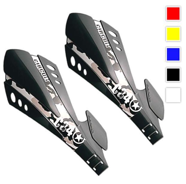 Protetor de Mão Circuit SX Freio a disco  - Manolo Motos