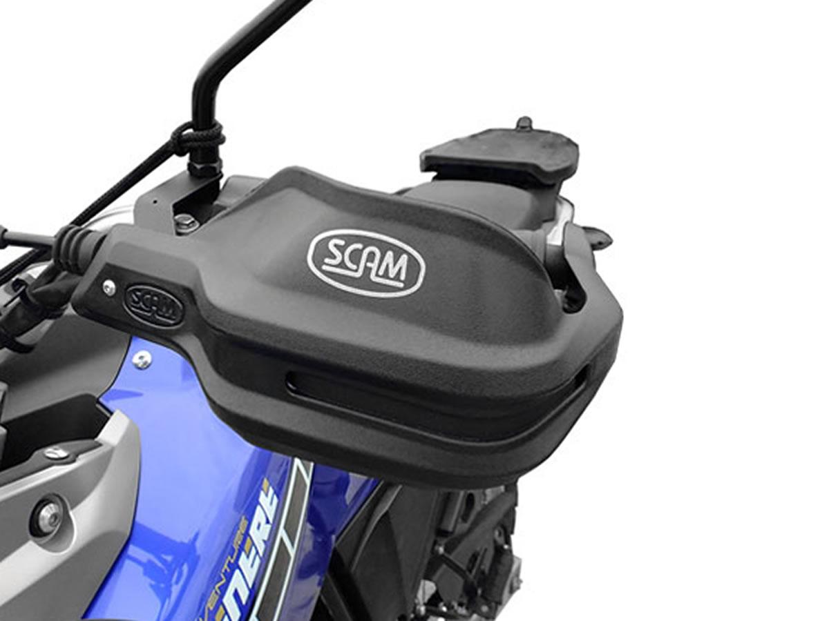 Protetor de Mão Scam para Lander 250 / Tenere 250  - Manolo Motos