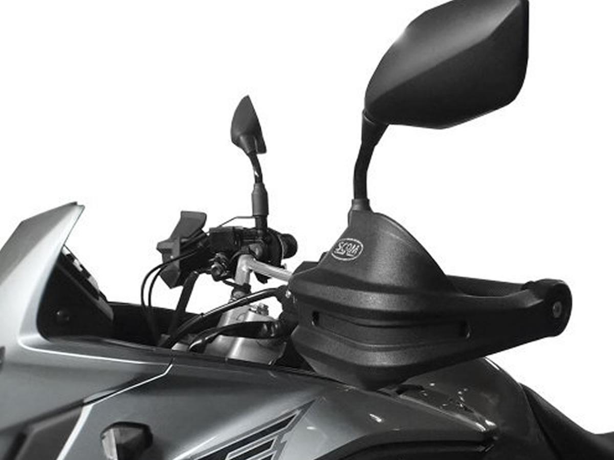 Protetor de Mão Scam para XRE 300 2016 a 2021  - Manolo Motos