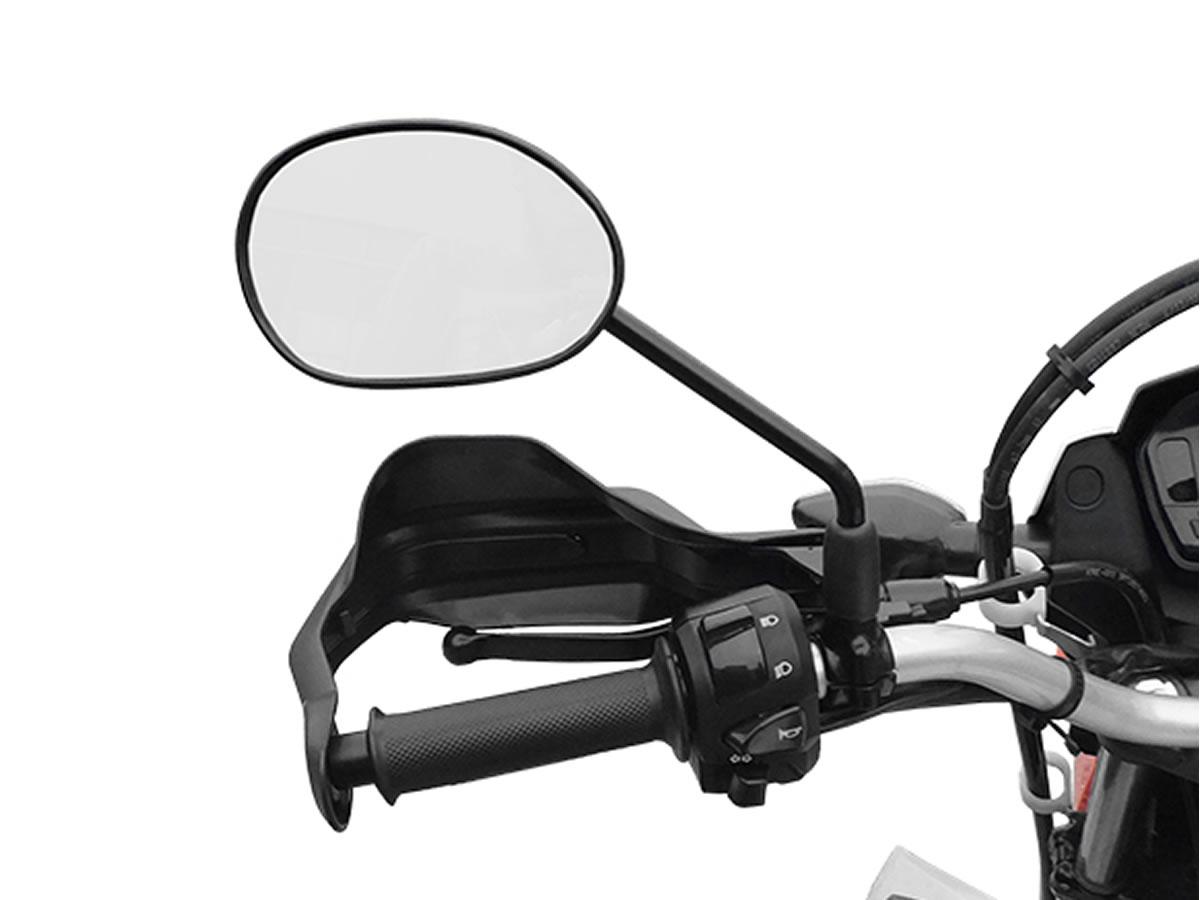 Protetor de Mão Scam XRE 190 / NXR Bros 160  - Manolo Motos
