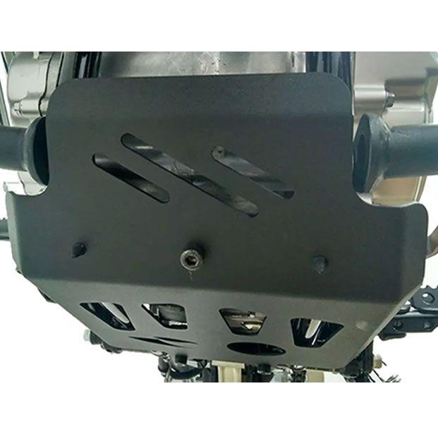 Protetor de Carter Braz  Lander 250 / Tenere 250  - Manolo Motos