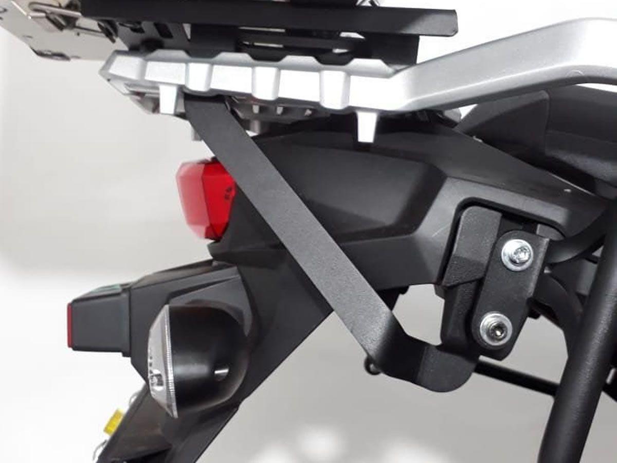 Reforço do Bagageiro Bráz para Bauleto DL V-Strom 1000 / 650 (2019)  - Manolo Motos