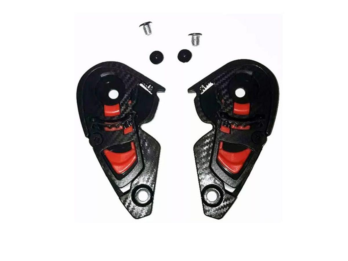 Reparo Fixador De Viseira MT Thunder 3, Revenge  - Manolo Motos