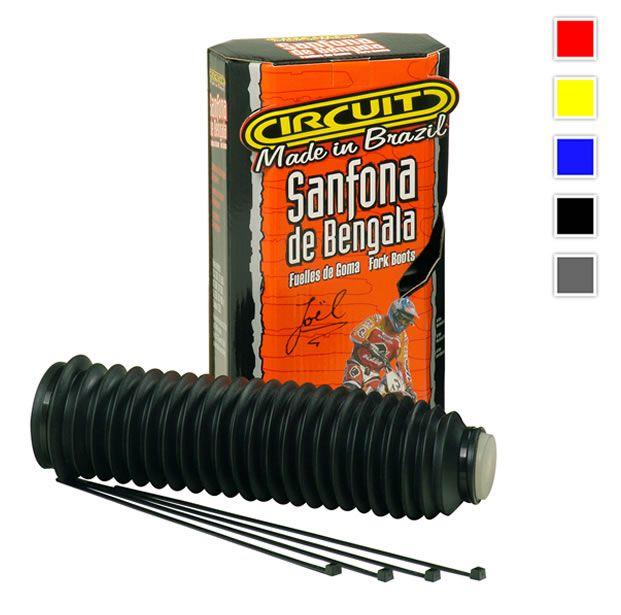 Sanfona Circuit da Bengala 24 dentes  - Manolo Motos