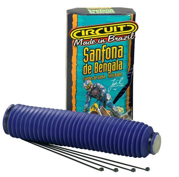 Sanfona Circuit da Bengala 32 dentes  - Manolo Motos