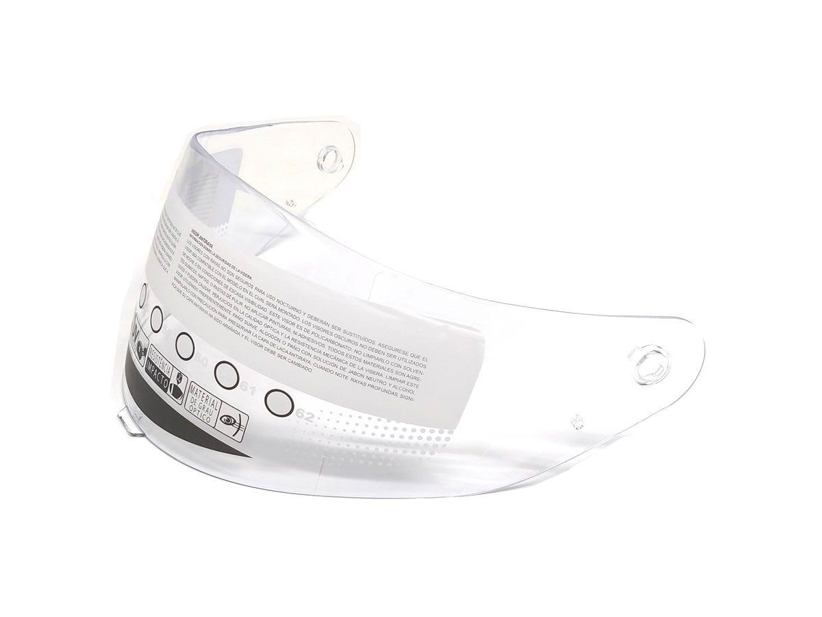 Viseira Cristal + Reparo Fixador Original Peels ICON  - Manolo Motos