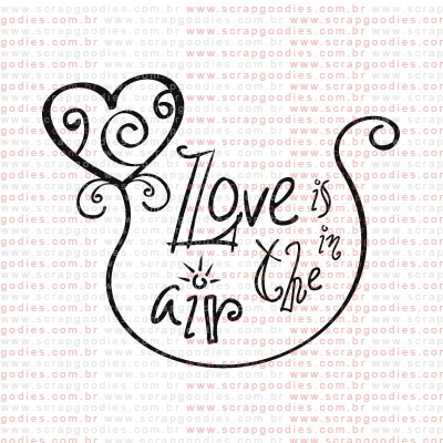 172 - Love is in the air  - SCRAP GOODIES