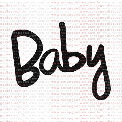 179 - Baby  - SCRAP GOODIES