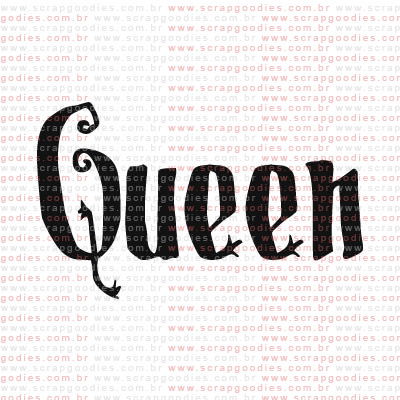 187 - Queen  - SCRAP GOODIES