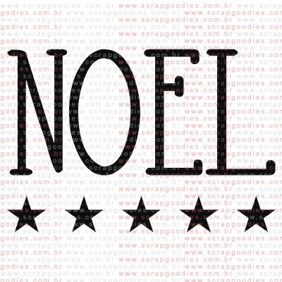 205 - Noel  - SCRAP GOODIES