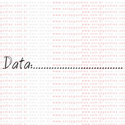223 - Data........  - SCRAP GOODIES