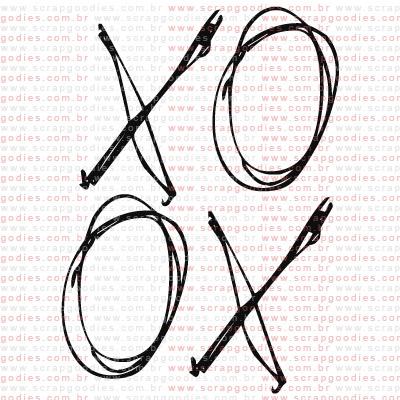 228 - XOXO  - SCRAP GOODIES