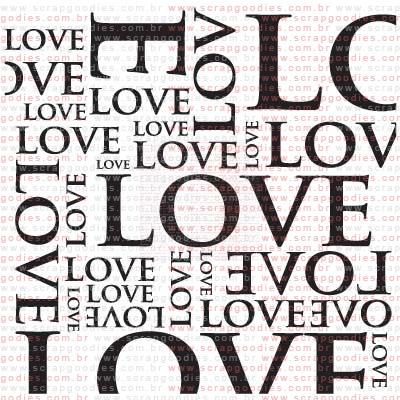 256 - Love Geométrico  - SCRAP GOODIES
