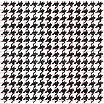 304 - Fundo Pied-Poule  - SCRAP GOODIES