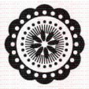 025 - Mandala com sianinha