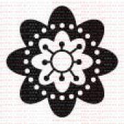 026 - Mandala de flor