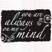 049 - You are always on my mind (negativo)