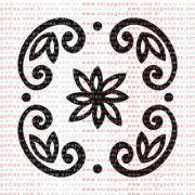136 - Mandala de canto