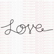 225 - Love manuscrito